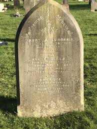 Harry James Norris (1844-1917) - Find A Grave Memorial