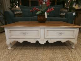 ethan allen coffee table at the missing