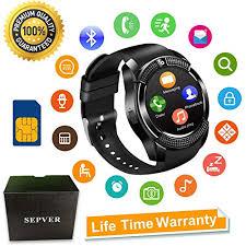 Smart Watch Phones Amazoncouk Classy Heart Touching Qua