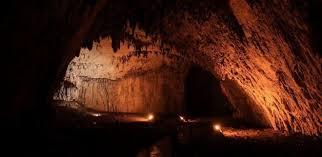 El hombre de la caverna