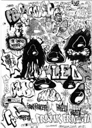 Graffiti coloring sheets help your child think out of the box and use his vivid imagination to bring the images to life. Graffiti And Street Art Coloring Pages For Adults