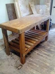 wood table plans free outdoor