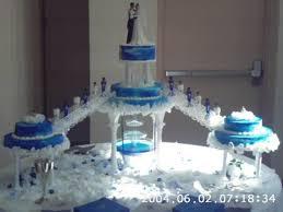 blue wedding cakes fountain. Contemporary Blue Blue Wedding Cakes With Fountains To Fountain E