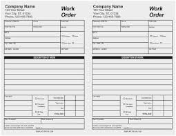 business card excel template business card order form template admirably 5 work order