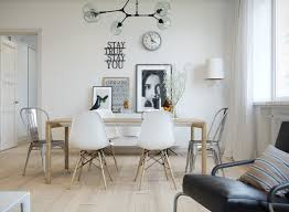 Living Room And Dining Room Furniture Scandinavian Dining Room Design Ideas Inspiration