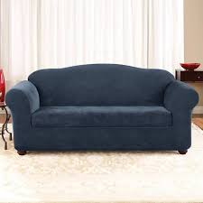 sure fit stretch piqué sofa slipcover