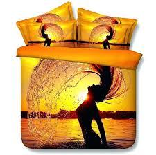 ocean bedding sets sunset comforter sunset bedding sets ocean comforter set queen size duvet cover bed