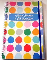 Home Finance Bill Organizer 2015 Amazon Com Bill Organizer And Home Finance Organizer With