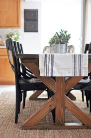 Kitchen Table Plan 11 Free Diy Woodworking Plans For A Farmhouse Table