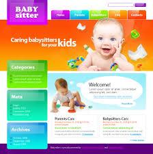 babysitter wordpress theme  babysitter wordpress theme