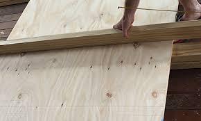 building a home climbing wall