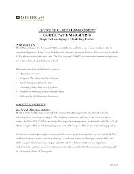 Cover Letter For Career Change Michael Resume