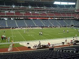 Nrg Stadium View From Lower Level 128 Vivid Seats