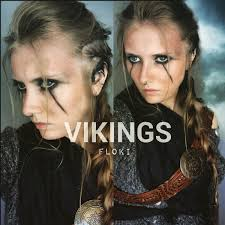 Viking Hairstyle Female vikings inspired hair & makeup floki youtube 8207 by wearticles.com