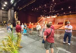 missouri behind the scenes tour at sight sound theatre in branson missouri seating