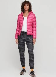 the little puff packable goose down puffer jacket