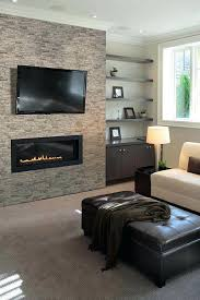 stacked stone visualizer tool silver travertine fireplace