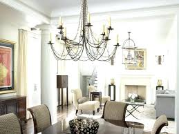 full size of rectangular dining room table lighting over chandeliers chandelier and unique best good loo