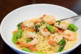 shrimp scampi olive garden calories
