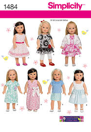 18 Doll Clothes Patterns New Ideas