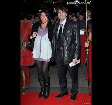 Christophe Dominici et sa femme ...