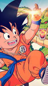 Goku iPhone Wallpaper on WallpaperSafari