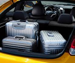 hyundai veloster interior trunk. ample cargo space for all your trip essentials image of hyundai veloster interior trunk