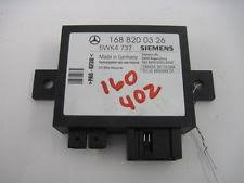 car truck computers chips cruise control for mercedes benz miscellaneous computer mercedes benz slk slk230 1999 99 match numbers 849496