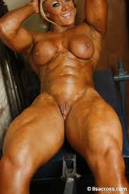 Body builder women nude