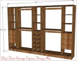 diy closet storage ideas