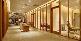 raw office. Parabolic Plywood Office,© Eric Dinardi Raw Office U
