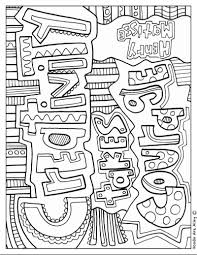 The Arts Coloring Pages And Printables Classroom Doodles