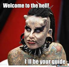 Welcome! by 96bad_end_night - Meme Center via Relatably.com