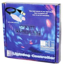 Usb To Dmx Interface With Lighting Software Amazon Com Chauvet Dj Xpress100 Usb To Dmx Interface