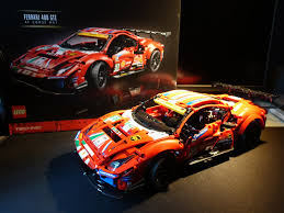Having delivered prestigious wins for the prancing horse in the world's. Review Lego Technic 42125 Ferrari 488 Gte Af Corse 51 Hardwarezone Com Sg