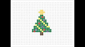Last Step And Now Finished Our Christmas Tree By PerlerBeadsS On Perler Beads Christmas Tree