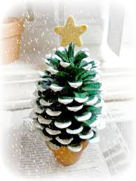 PineconeChristmastreeprakticideas2  Find Fun Art Projects Pine Cone Christmas Tree Craft Project