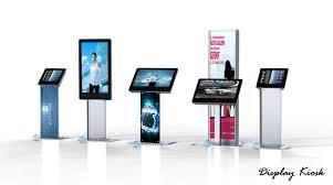 Kiosk Signage Display Stands Display KioskDigital Signage KioskKIOSTECH 1