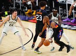 disastrous Game 1 versus Phoenix Suns