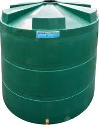 12 000l poly water tank