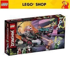 LEGO NINJAGO Đế Chế Rồng 71713