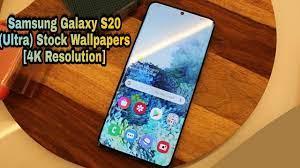 Samsung Galaxy S20 Ultra Stock ...
