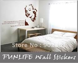 marilyn monroe wall sticker quotes reviews read lastest marilyn  on marilyn monroe wall art quotes with wall decor quotes by marilyn monroe stampinginpink