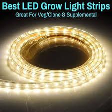 led grow light strips best for veg