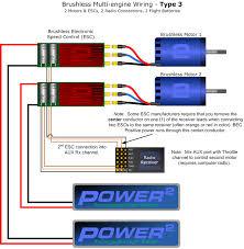multi engine esc wiring bfly brushed