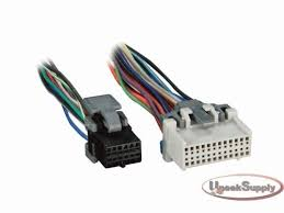 silverado radio harness gm wire harness metra radio side gm plug 71 2003 1 plugs into factory