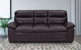 reviews royaloak brio three seater air leather sofa
