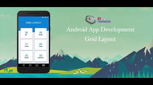 Android Studio Tutorial - Grid Layout and CardView - YouTube