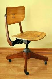 Vintage wooden office chair Computer Wood Swivel Desk Chair Vintage Wooden Office Best Images Chairs Free Shipping Learnthai Wood Swivel Desk Chair Learnthai