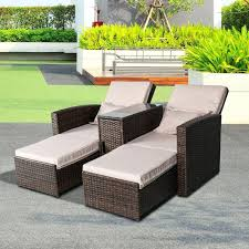 outsunny patio furniture reviews warranty covers